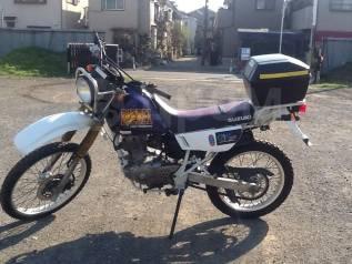 Suzuki Djebel. 200куб. см., исправен, птс, без пробега
