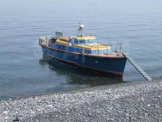 Услуги катера. Отдых и рыбалка на островах. 15 человек, 20км/ч