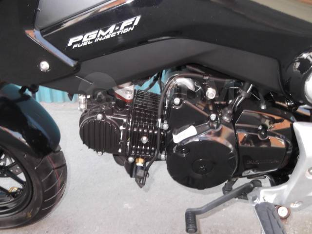 Honda Grom / MSX. 125куб. см., исправен, птс, без пробега
