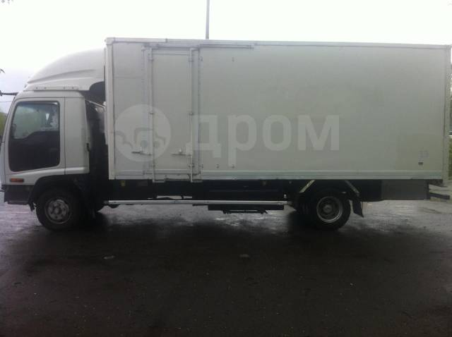 Isuzu Forward. 1999г. 5 т. двигатель 6 HL1, 7 200 куб. см., 5 000 кг., 4x2