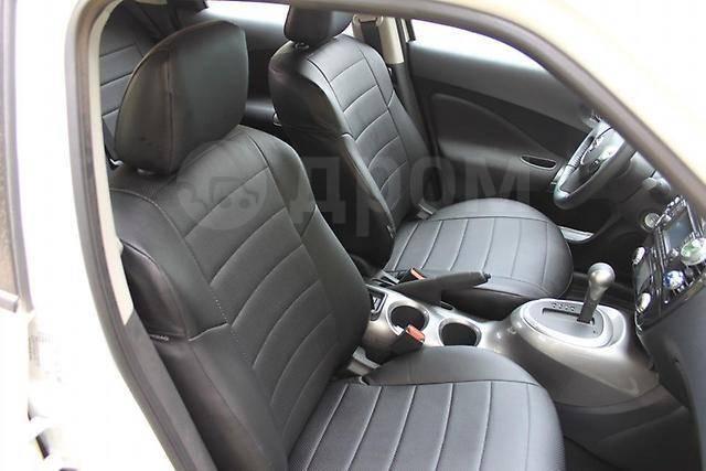 Чехлы. Nissan Juke