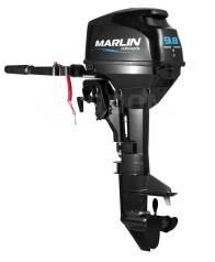Marlin. 9,80л.с., 2-тактный, бензиновый, нога S (381 мм), 2016 год год