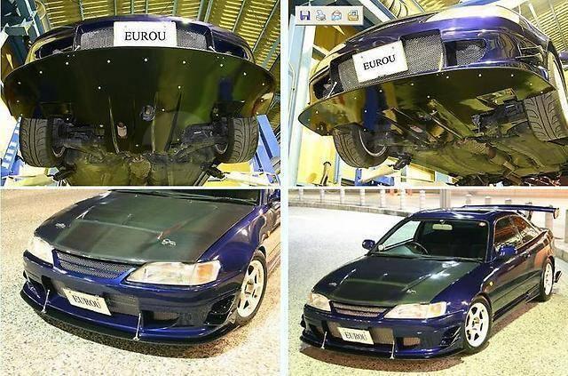 Сплиттер. Mazda RX-7, FD3S Mazda RX-8 Subaru Impreza Toyota: Soarer, Altezza, Chaser, Mark II, Cresta Mitsubishi Lancer, C32V Nissan Laurel, C32 Nissa...