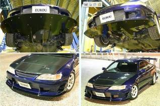 Сплиттер. Mazda RX-7, FD3S Mazda RX-8 Toyota: Soarer, Altezza, Chaser, Mark II, Cresta Subaru Impreza Mitsubishi Lancer, C32V Nissan Silvia, S13 Nissa...