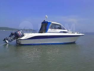 Аренда катера, морские прогулки по островам. 6 человек, 65км/ч
