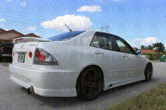 Бампер. Lexus IS300 Toyota Altezza, SXE10