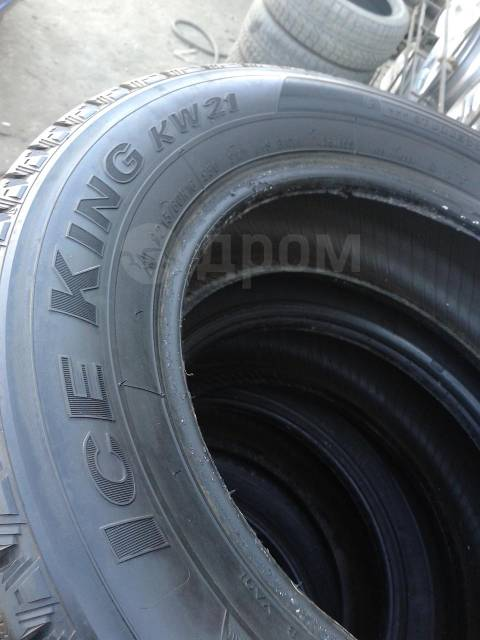 Kumho Marshal KW21. Всесезонные, 2011 год, без износа, 2 шт