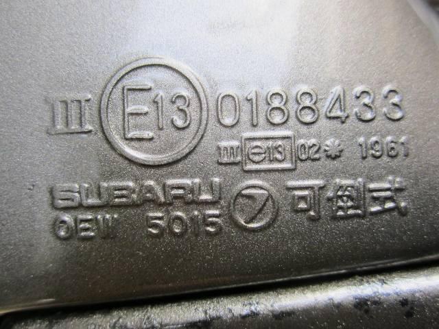 Зеркало заднего вида боковое. Subaru Legacy, BC2, BC3, BC4, BC5, BCA, BF3, BF4, BF5, BF7, BFA, BFB, BC, BF Двигатели: EJ18, EJ18E, EJ18S, EJ20, EJ201...