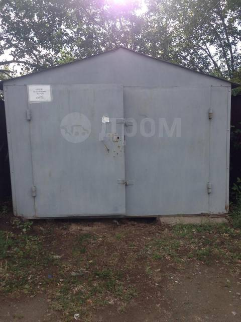 Гараж металлический купить в омске как установить металлический гараж без фундамента