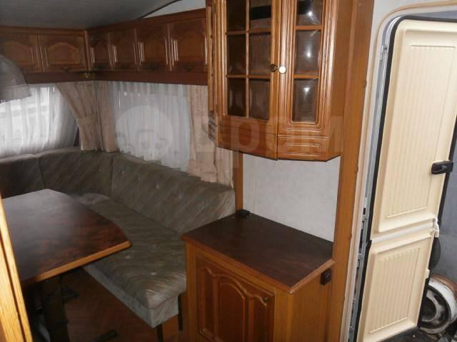 Hobby. Мини дом на колёсах -425 Prestige, 1 800куб. см. Под заказ