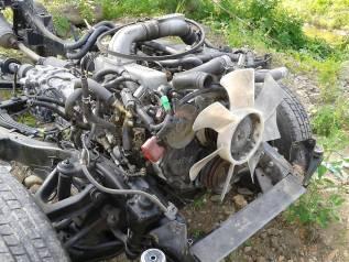 Двигатель в сборе. Nissan Datsun, BMD21 Двигатель TD27T