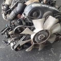 Двигатель в сборе. Hyundai Starex Двигатель D4BF