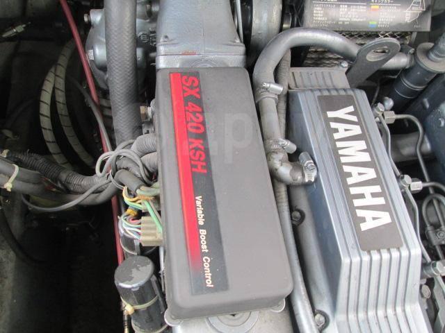 Yamaha FC-27. 2000 год год, длина 9,80м., двигатель стационарный, 240,00л.с., дизель