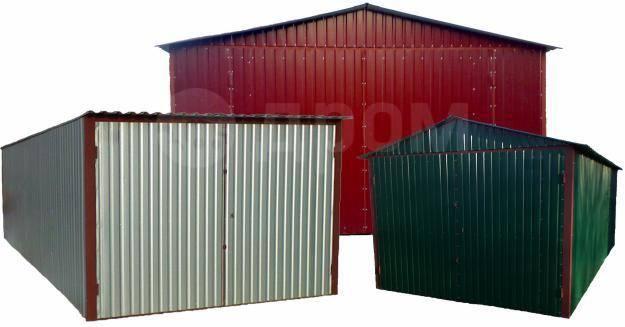 Железный гараж в кызыле сборный гараж купить в екатеринбурге