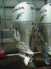 Honda. 90,00л.с., 4-тактный, бензиновый, нога L (508 мм), 2005 год год