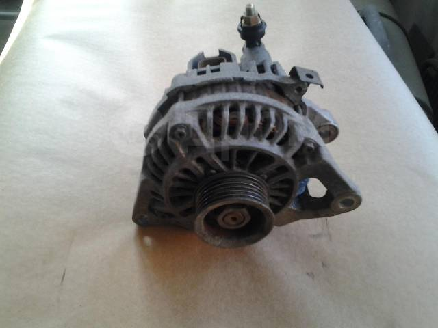 Генератор. Mazda Demio, DY3W Двигатели: ZJVE, ZJVEM