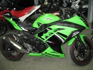 Kawasaki Ninja 300 Special Edition, 2014. 300куб. см., исправен, птс, с пробегом