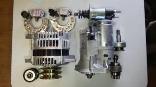 Ремонт стартеров, генераторов, 12-24v.