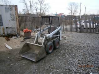 Bobcat 320. Продам фронтальный погрузчик, 220кг., Дизельный