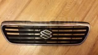 Решетка радиатора. Suzuki Wagon R Plus, MA63S