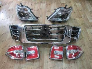 Кузовной комплект. Nissan Patrol, Y62