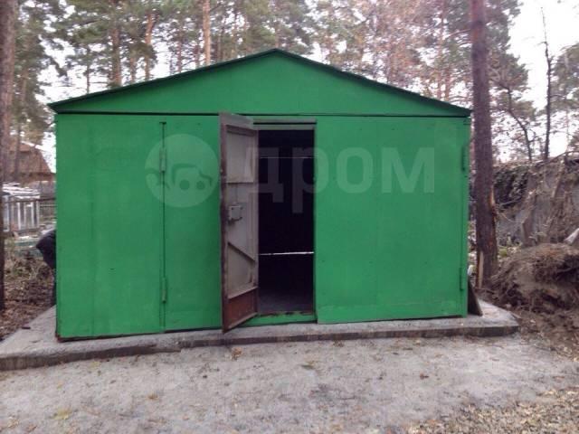 Бу металлический гараж разборный металлический купить рольворота на гараж в спб