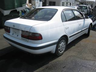 Дверь. Toyota Corona, ST190 Двигатели: 4SFE, 4SFI