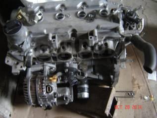Двигатель в сборе. Nissan Cube Nissan AD Двигатели: HR15DE, HR16DE
