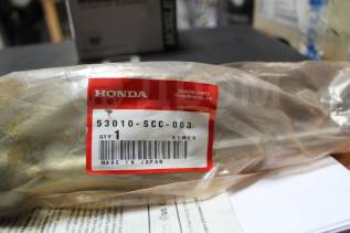 Тяга рулевая. Honda Mobilio, GB1, GB2, LAGB2, DBAGB2, DBAGB1, CBAGB1, LAGB1, UAGB1, LAGK1, LAGK2, CBAGK2, CBAGK1, DBAGK1, DBAGK2 Honda Mobilio Spike...
