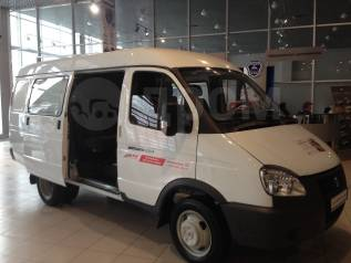 ГАЗ 2705. Газель 2705 фургон 7мест, 2 690куб. см., 1 500кг.