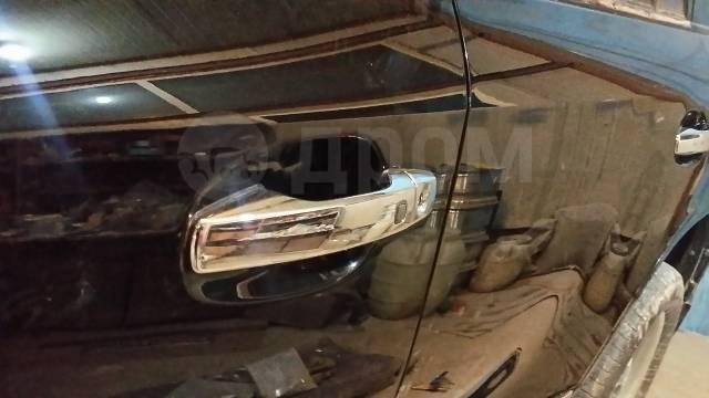 Ручка двери внешняя. Toyota Land Cruiser, GRJ200, J200, URJ200, URJ202, URJ202W, UZJ200, UZJ200W, VDJ200 Lexus LX570, URJ202 Двигатели: 1GRFE, 1URFE...