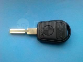Заготовка ключа. BMW 5-Series