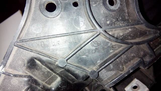Кронштейн фары. Subaru Forester, SH5, SHJ Двигатели: EJ204, EJ20A