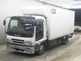Кабина. Isuzu Forward, FRD35 Двигатель 6HL1