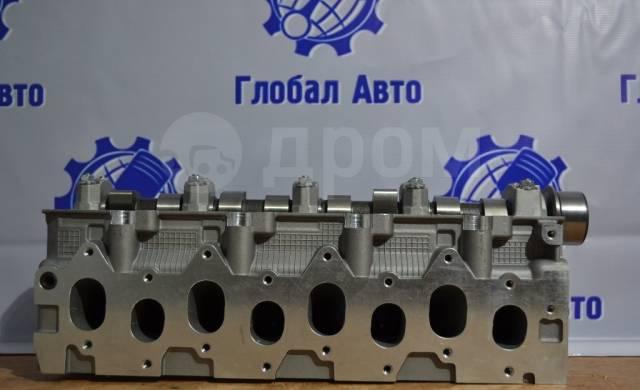 Головка блока цилиндров. Citroen Jumper Fiat Ducato Iveco Daily Двигатель 28