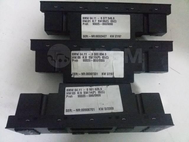 Блок управления климат-контролем. BMW 5-Series, E39, E60 BMW X5, E53 Двигатель M47TU2D20