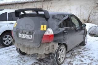 Спойлер. Honda Fit, GD, GD1. Под заказ