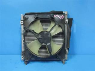Радиатор кондиционера. Honda: Ballade, Civic, Integra SJ, Civic Ferio, Domani, Partner Двигатели: B16A6, B18B4, D15Z4, D16Y9, B16A, B16A2, B16A4, B16A...