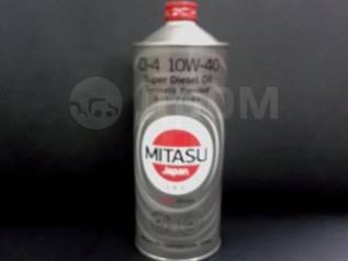 Mitasu. Вязкость 10W40, полусинтетическое
