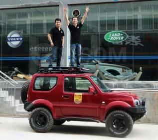 Багажник на крышу. Suzuki Jimny. Под заказ
