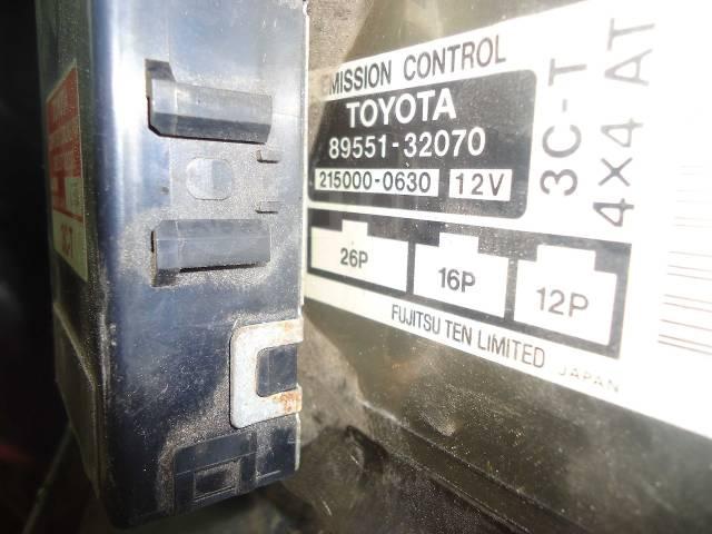 Блок управления двс. Toyota Vista, CV43 Toyota Camry, CV43 Двигатель 3CT