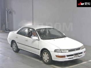 Дверь. Toyota Carina, AT191 Двигатели: 7AFE, 7A