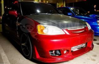 Обвес кузова аэродинамический. Honda Civic, EN1, EN2, ES, ES1, ES4, ES5, ES9 Двигатели: EN, EN1, EN2, EN3, EN4