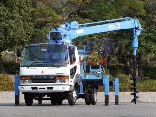 Mitsubishi Fuso. Автобуровая , 7 500куб. см. Под заказ