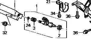 Инжектор. Honda Torneo, CF4 Honda Accord, CF4, CH9