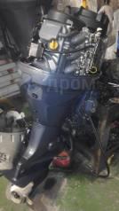 Yamaha. 30,00л.с., 4-тактный, бензиновый, нога L (508 мм), 2004 год год