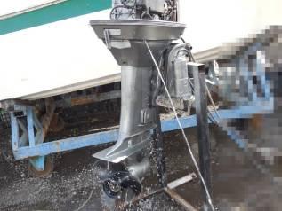 Suzuki. 90,00л.с., 2-тактный, бензиновый, нога L (508 мм)