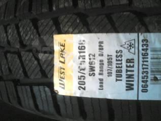 Westlake. Зимние, без шипов, 2011 год, без износа, 6 шт