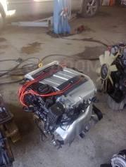 Двигатель в сборе. Volkswagen Passat Двигатель ADR