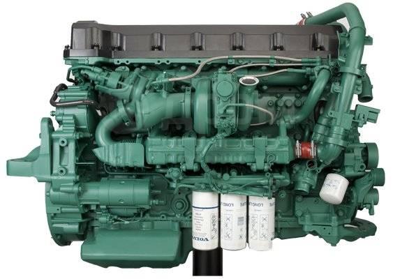двигатель д13 вольво отзывы